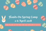 Hands-On Spring Camp