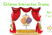 Children Interactive Drama at Hands-On