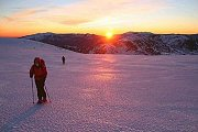 Faraya Sunset Snow-Hike With Wild Adventures