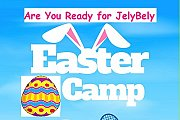JelyBely Easter Camp