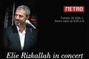 Elie Rizkallah in concert
