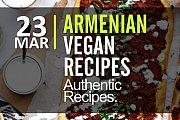 Armenian VEGAN Recipes