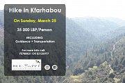 Hike Kfarhabou with Bee Happy