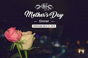 Mother's Day Dinner at Bay Lodge