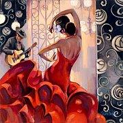 Flamenco Night with Live Gipsy Greg Band at Alessandra Di
