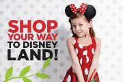 Shop Your Way to Disneyland