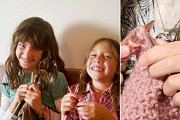 Kids Knitting Session at Glamour Spirit