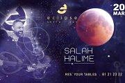 Salah Halime at Eclipse