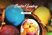 Easter Sunday Lunch at Bay Lodge / The Terrace Restaurant / Bar Lounge