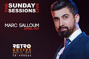 Marc Salloum Live at Retro Active