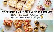 Healthy Desserts Workshop