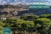 Hiking Jezzine with Chronosport