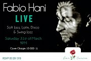 Live Jazz With Fabio Hani