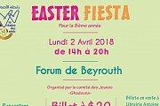 Easter Fiesta at Forum de Beyrouth