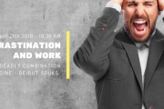 Procrastination and Work - A Deadly Combination