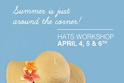 Hats Workshop at Scenius!