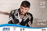 James Arthur at Jounieh Summer Festival