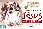 La Fresque Musicale Jesus at Jounieh International Festival