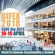 BIFEX 2018 - The Beirut International Franchise Forum and Exhibition