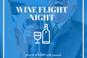 Wine Flight Night