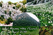 Jabal Moussa Hike/Lunch with Lebanese Nomads