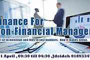 Finance for Non-Financial Managers Workshop