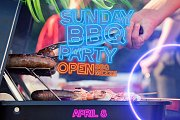 Sunday BBQ Party at Tonic Café Bar