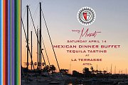 Mexican Dinner Buffet and Tequila Tasting with Muscat Catering