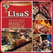 Brazilian Saturdays at LISAS Casa Gastronomica. Bringing Brazil To Lebanon