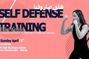 Self Defense Workshop - Take Action (For Women)