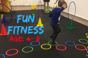 Fun Fitness Age: 4 to 8