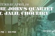 The John's Quartet ft. Jalil Choueiry