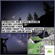 Stargazing and Sunrise Chasing with Lebanese Nomads