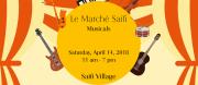 Le Marché Saifi - Musicals