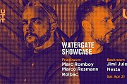 2 Rooms: Watergate Showcase with Marc Romboy, Marco Resmann, Jimi Jules