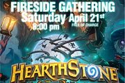 Hearthstone Fireside Gathering | WitchWood Celebration