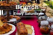 Saturday Brunch at Nazira Catering