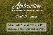 Abstraction de Chadi Daccache