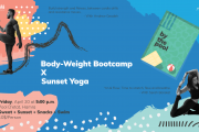 Body-Weight Bootcamp X Sunset Yoga