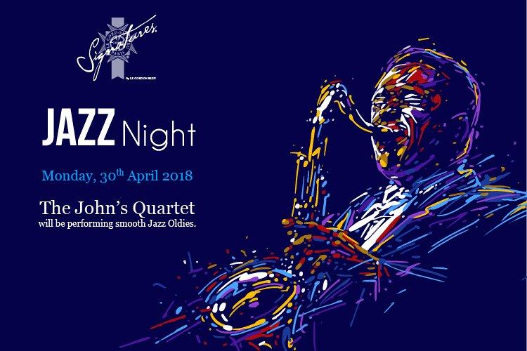 Jazz Night at Signatures by Le Cordon Bleu « Lebtivity