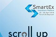 Scroll Up at Smartex Exhibition