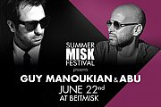 Guy Manoukian & Abu at Summer Misk Festival