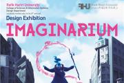 RHU Graphic Design Exhibition IMAGINARIUM