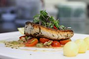 A Taste from the Mediterranean Sea at Indigo on the Roof