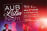 AUB Latin Night 2018