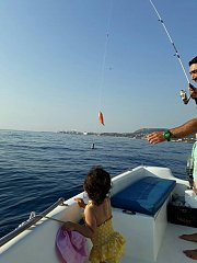 Family Fishing Cruise