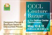 Children's Cancer Center of Lebanon -  Couture Bazaar
