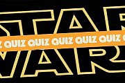 Star Wars Quiz Night