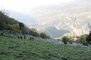 Hiking Jabal Moussa with Footprints Nature Club