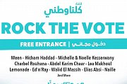 Rock the Vote - Koullouna Watani